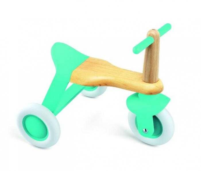 Tricicleta fara pedale Ride-on Djeco [0]