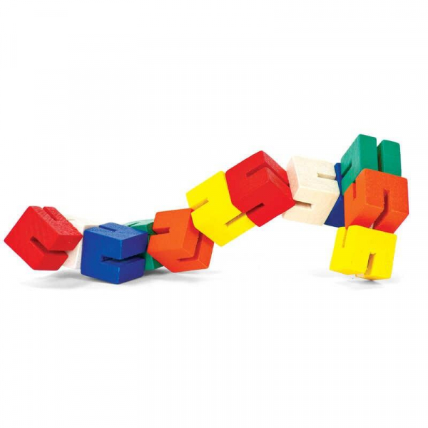 Twist Blocks din lemn 2