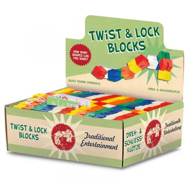 Twist Blocks din lemn 1