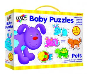 Baby Puzzle: Animale de companie (2 piese)6