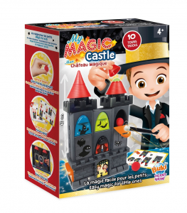 Castelul magic0