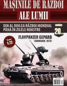 Mașini de război nr. 20 - FLAKPANZER GEPARD0
