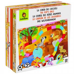 Joc De  Familie - Cursa Animalelor0
