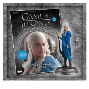 Game of Thrones - Nr 1: Daenerys Targaryen (Astapor)0