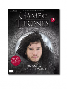 Game of Thrones - Nr. 2: Jon Snow (Night's Watch)1