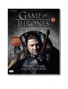 Game of Thrones - Nr. 12: Eddard Stark1