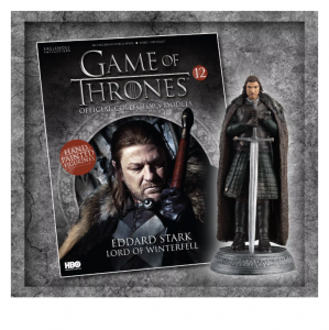 Game of Thrones - Nr. 12: Eddard Stark0