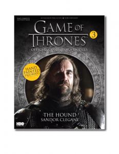 Game of Thrones - Nr. 3: Sandor Clegane (The Hound)1