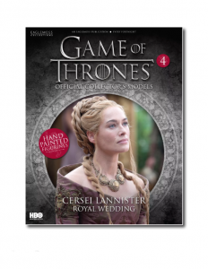 Game of Thrones - Nr. 4: Cersei Lannister (Wedding)1