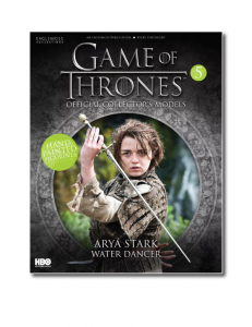 Game of Thrones - Nr. 5: Arya Stark (Water Dancer)1