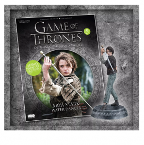 Game of Thrones - Nr. 5: Arya Stark (Water Dancer)0