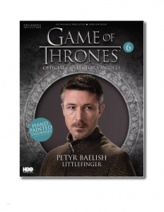 Game of Thrones - Nr. 6: Petyr Baelish (Little Finger)1