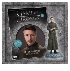 Game of Thrones - Nr. 6: Petyr Baelish (Little Finger)0