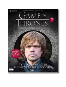 Game of Thrones - Nr. 7: Tyrion Lannister (Battle of Blackwater)1