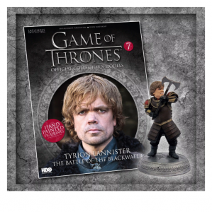 Game of Thrones - Nr. 7: Tyrion Lannister (Battle of Blackwater)0