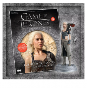 Game of Thrones - Nr. 8: Daenerys Targaryen (Dothraki)0