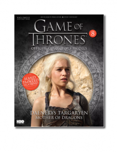 Game of Thrones - Nr. 8: Daenerys Targaryen (Dothraki)1
