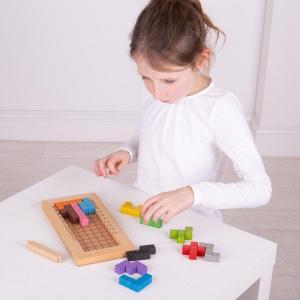 Joc de logica - Tetris3