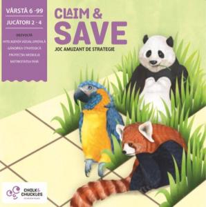 Joc de strategie - Claim and Save [0]