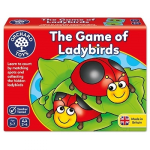 Joc educativ Buburuzele LADYBIRDS2