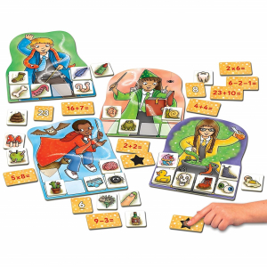 Joc educativ Magia Matematicii MAGIC MATH1