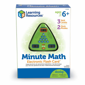 Joc electronic Minute Math3