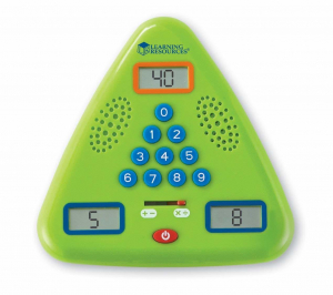 Joc electronic Minute Math5