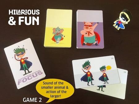 Joc interactiv - Super eroi in actiune4