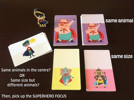 Joc interactiv - Super eroi in actiune3
