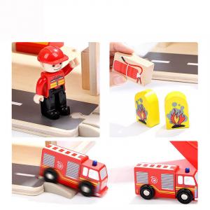 Jucarie de rol - Statie de pompieri [3]