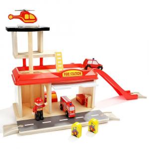 Jucarie de rol - Statie de pompieri [6]