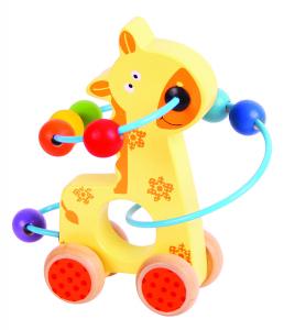 Jucarie dexteritate - Girafa0