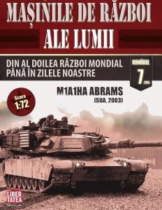 Mașini de război nr. 7 - M1A1HA-ABRAMS0