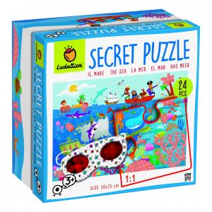 Secret Puzzle - Marea0
