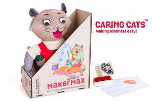Pisicuta cu surprize - Makermax [3]