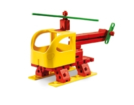 Set constructie JUNIOR Little Starter 6 modele4