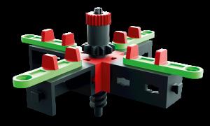 Set constructie ADVANCED Universal Starter - 15 modele7