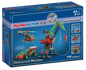 Set constructie ADVANCED Universal Starter - 15 modele16