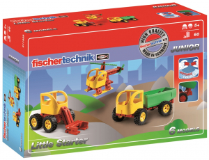 Set constructie JUNIOR Little Starter 6 modele0