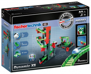 Set constructie PROFI Dynamic XS - 3 modele0