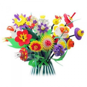 Set creativ - Buchetul de flori1