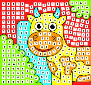 Set creativ - Mozaic4