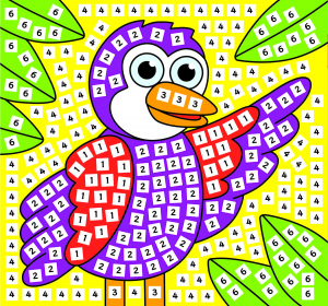 Set creativ - Mozaic9