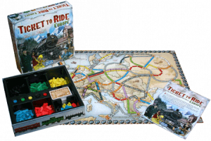 Ticket to ride - Europa0