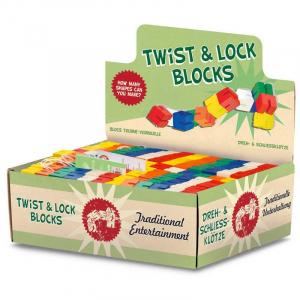 Twist Blocks din lemn1