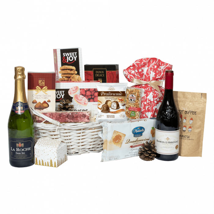 Great Xmas Basket 0