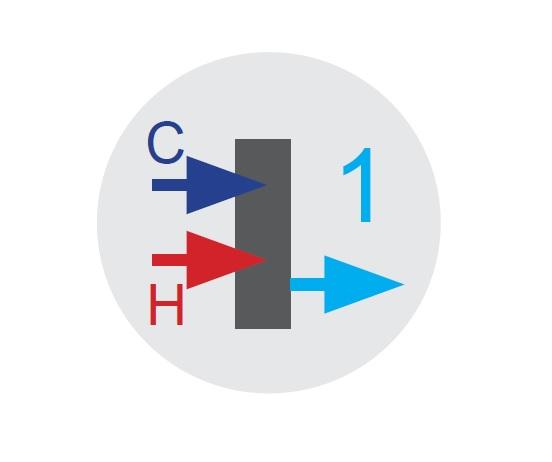 Baterie dus 3 moduri - incorporata - EASTER [2]