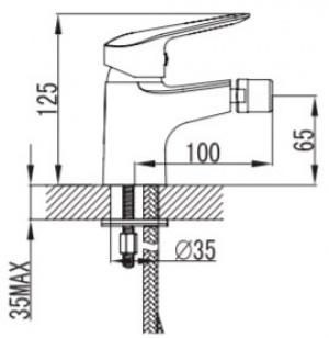 Baterie mixer bideu - EASTER [1]