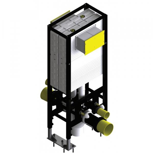 T05-2115 Set de 2 rezervoare wc incorporate 0