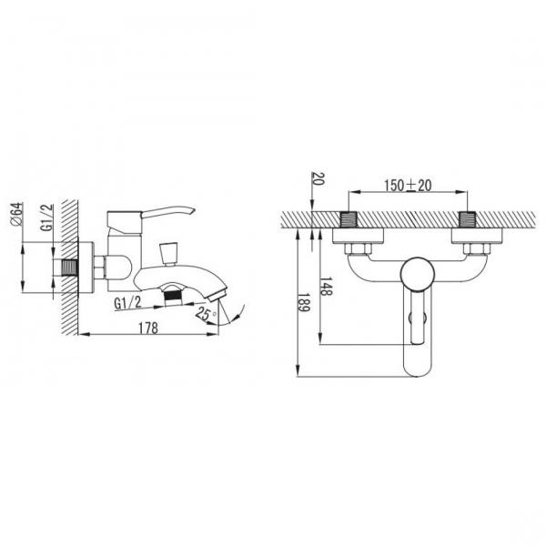 Baterie mixer cada - MACHITO [1]